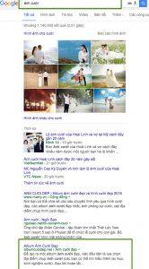 Top key ảnh cưới với website albumcuoidep.net