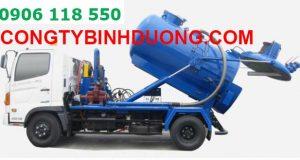 Xe hút hầm cầu Thuận An