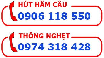 Hotline tư vấn hút hầm cầu