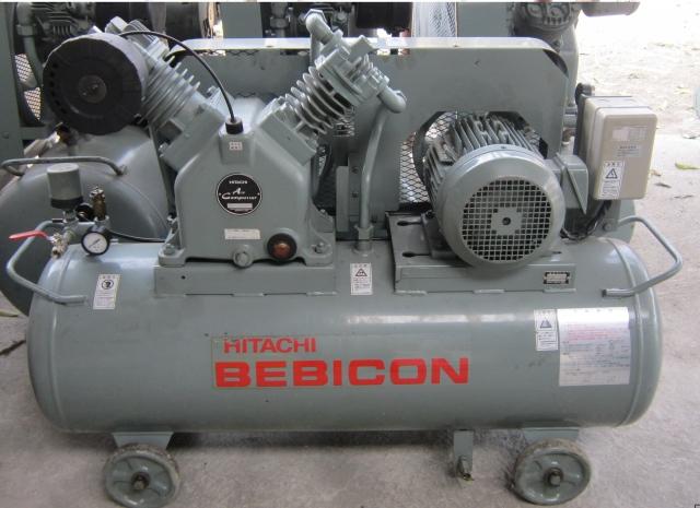 Hình ảnh máy nén khí Hitachi