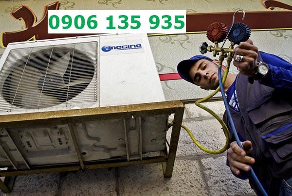 Sửa chữa bảo trì điện lạnh tại Bình Dương