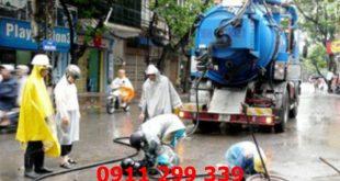 Dịch vụ hút hầm cầu phường Tân Tiến- Biên Hòa